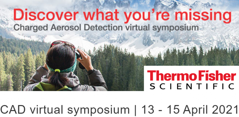 ThermoFisher Scientific Charged Aerosol Detection Symposium